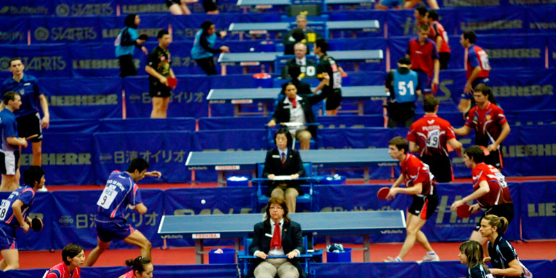 duracion de un partido de ping pong